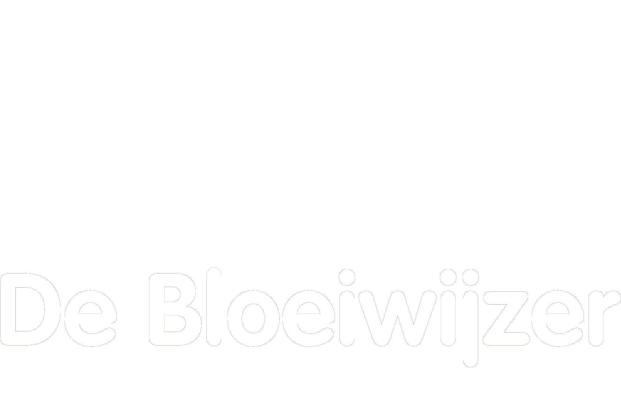 De Bloeiwijzer